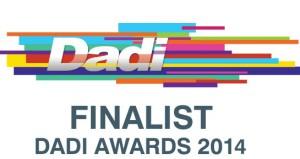 DADI finalist badge